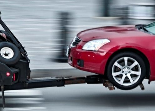 Your Vehicle is Repossessed
