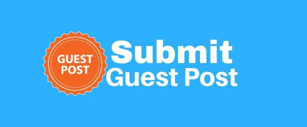 GuestBlogging on Legal Topics