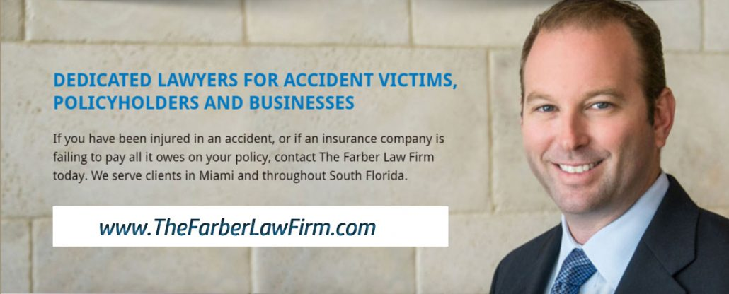 The Farber Law Firm dedicated lawyers