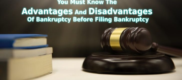 Advantages and Disadvantages of Filing Bankruptcy in Arizona