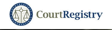 Ohio Court Registry
