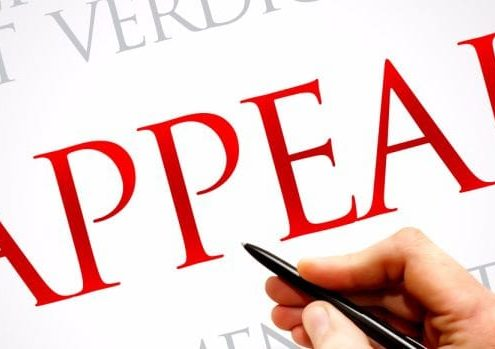 Why You Should Always Appeal Criminal Charges