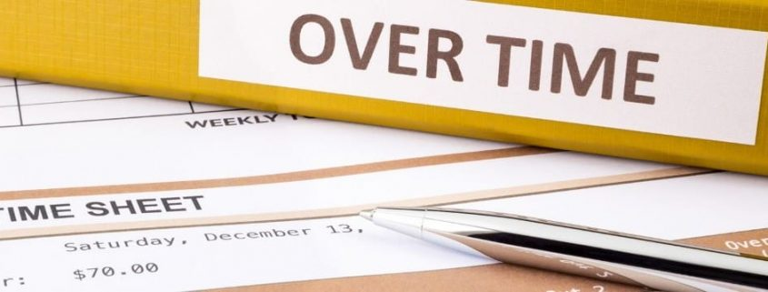 Overtime and Other Wage and Hour Law