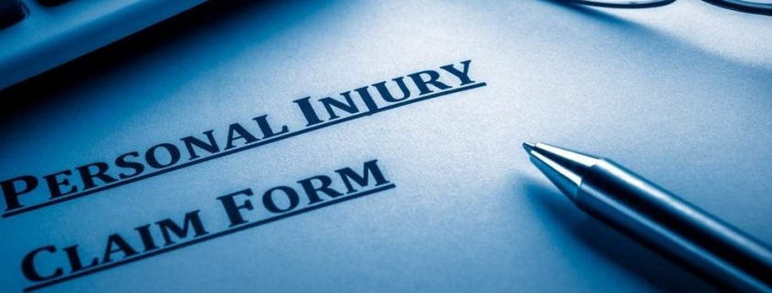 Recoverable in a Personal Injury Claim