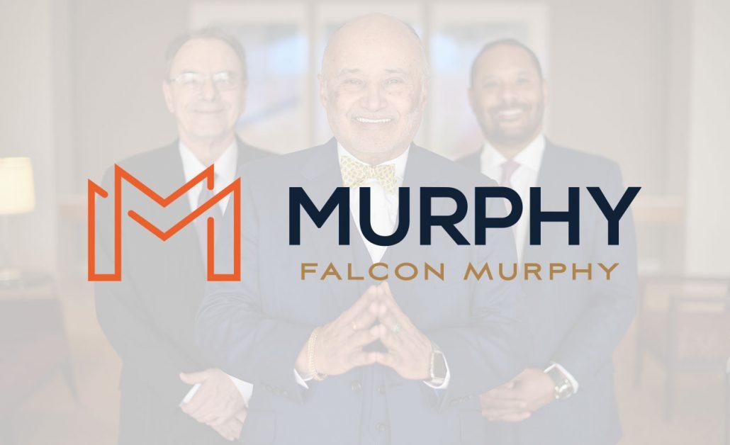 murphy, falcon & murphy logo