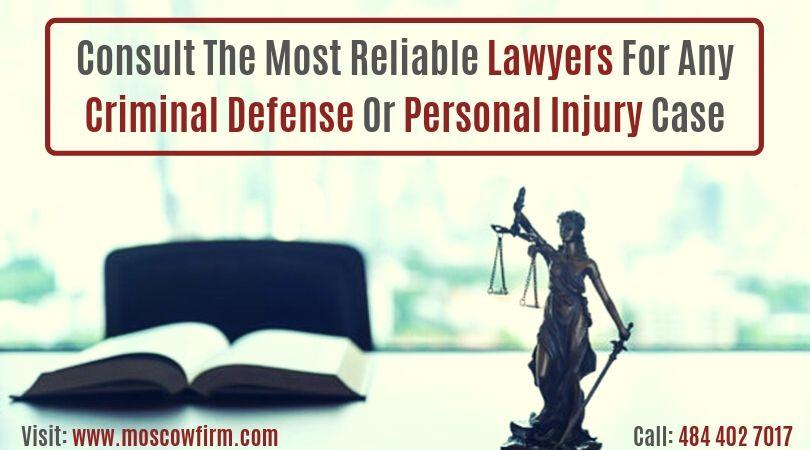 Criminal Defense Or Personal Injury