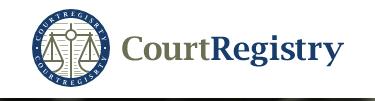 Washington Court Registry