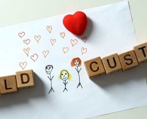 Who Has The Right Of Custody Over A Child