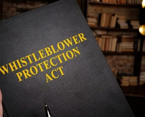 Are Private Employees Protected by Whistleblower Act in Ohio